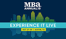 MBA Annual Convention Oct. 27-30