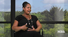mPower Moments: Teressa Lurk on Managing Teams--and Toddlers