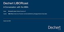 Dechert LLP LIBORCast Interview with MBA's Mike Flood
