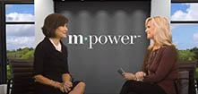 mPower Moments: The Power of Diplomacy with  Capricia Marshall