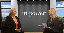 mPower Moments: Faith Schwartz on Building Your Network